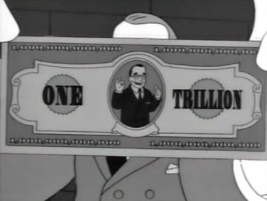 Billetes E.E.U.U. Trill_n