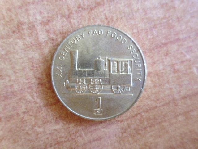 1 chon F.A.O Corea del Norte 2002 P1100830