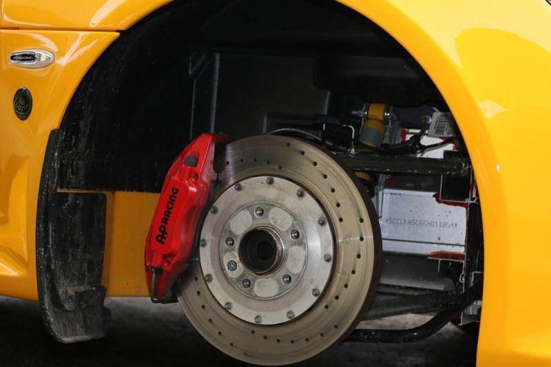 Lotus Exige 3.5 V6 Sport 350, una ventata di freschezza IMG_1580