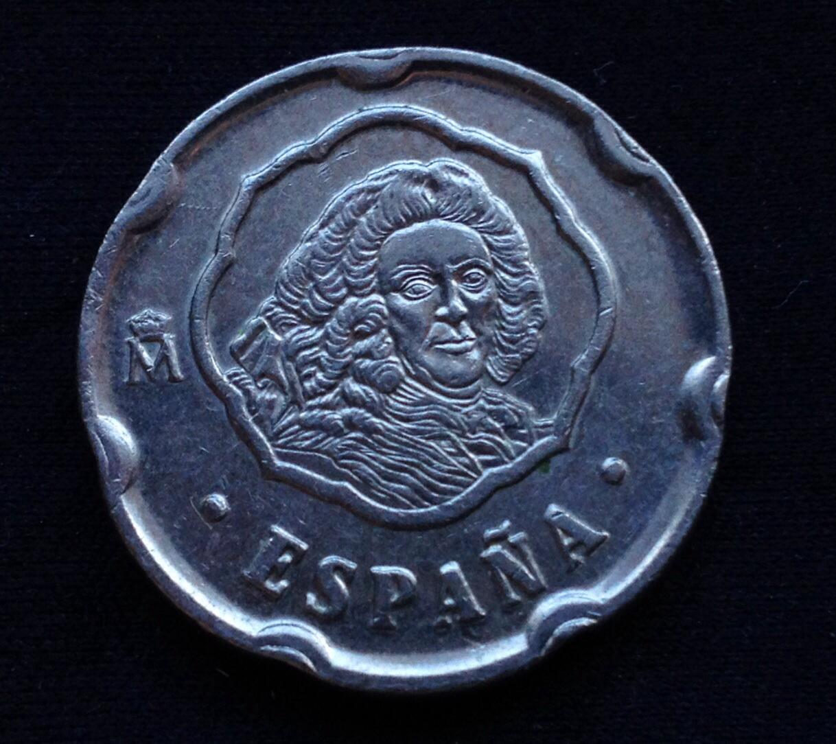 50 pesetas 1996 Juan Carlos I Image