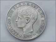 1  peso   1897   SG -v  Filipinas - Página 3 20140619_173443