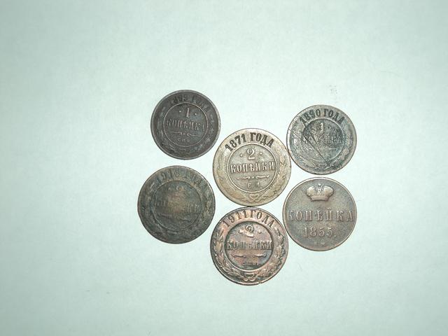 Моя коллекция монет DSC00785