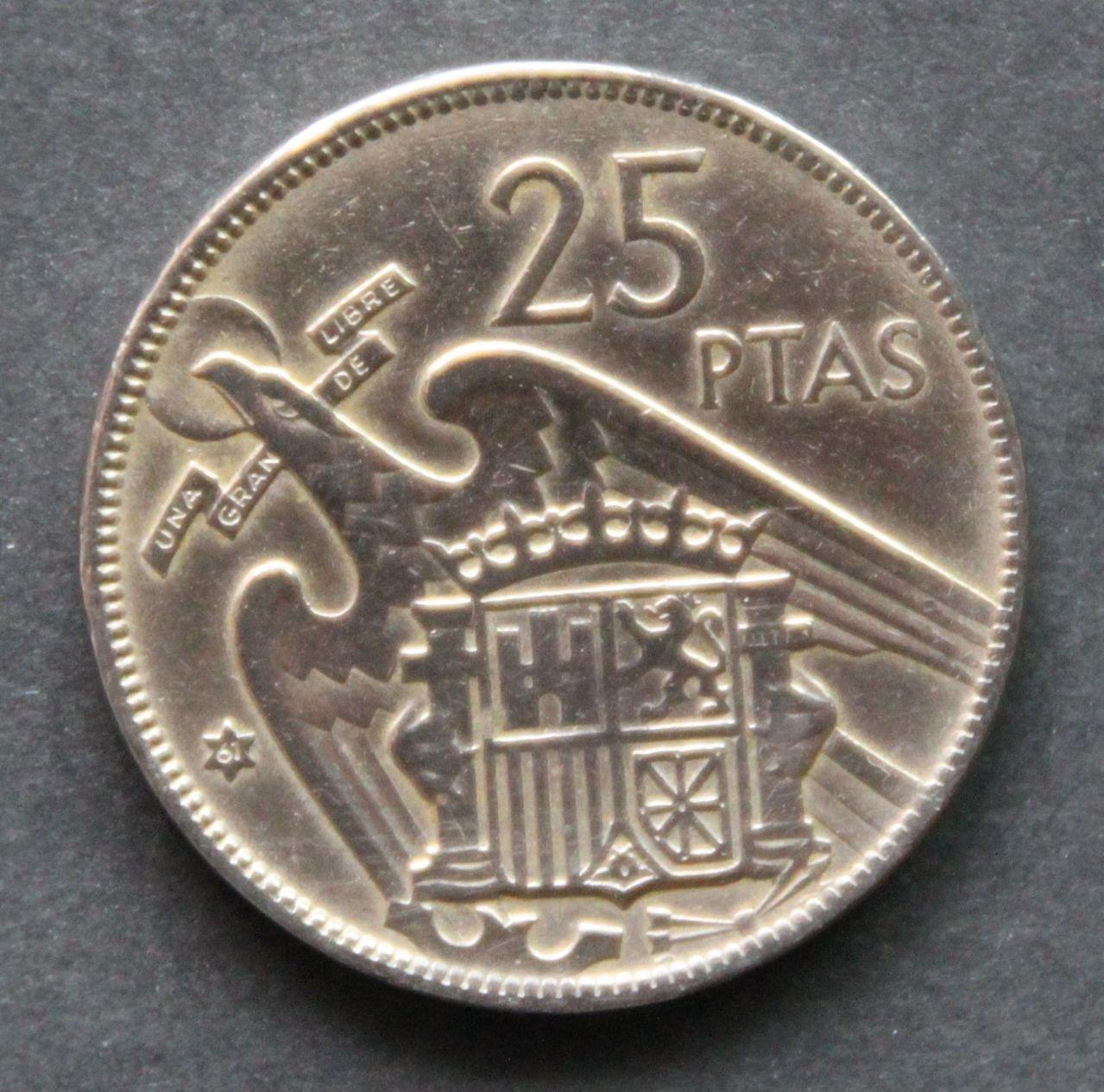 25 pesetas 1957 *61 IMG_1400
