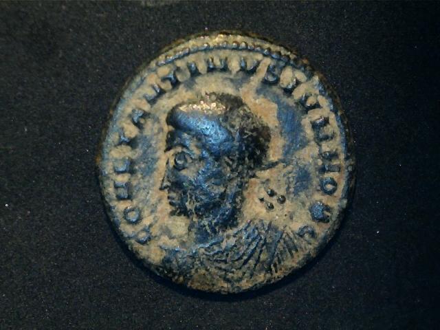 AE3 de Constantino II. CAESARVM NOSTRORVM  - VOT  / V. Ceca Tesalónica. 2016_12_16_0001_0_X