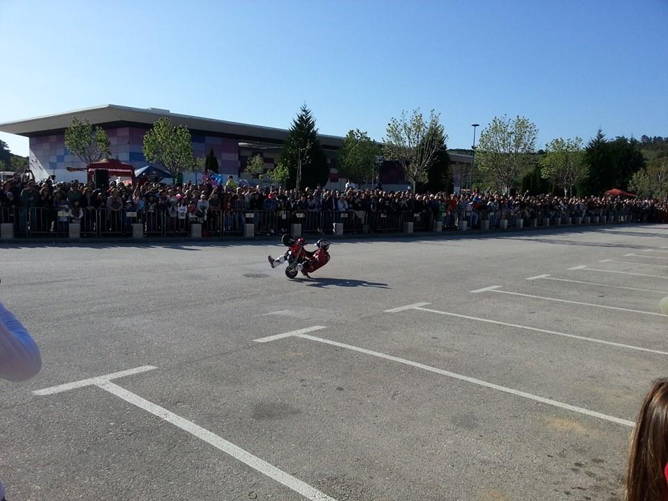 [CRÓNICA] - Dia Nacional do Motociclista 2015 - Torres Vedras Image