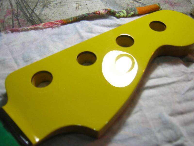 Precision Bass Amarelo (Já vi um por aqui :-P) - Finalizado IMG_2649