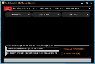 Chatroom Slave v1 Cj_bot