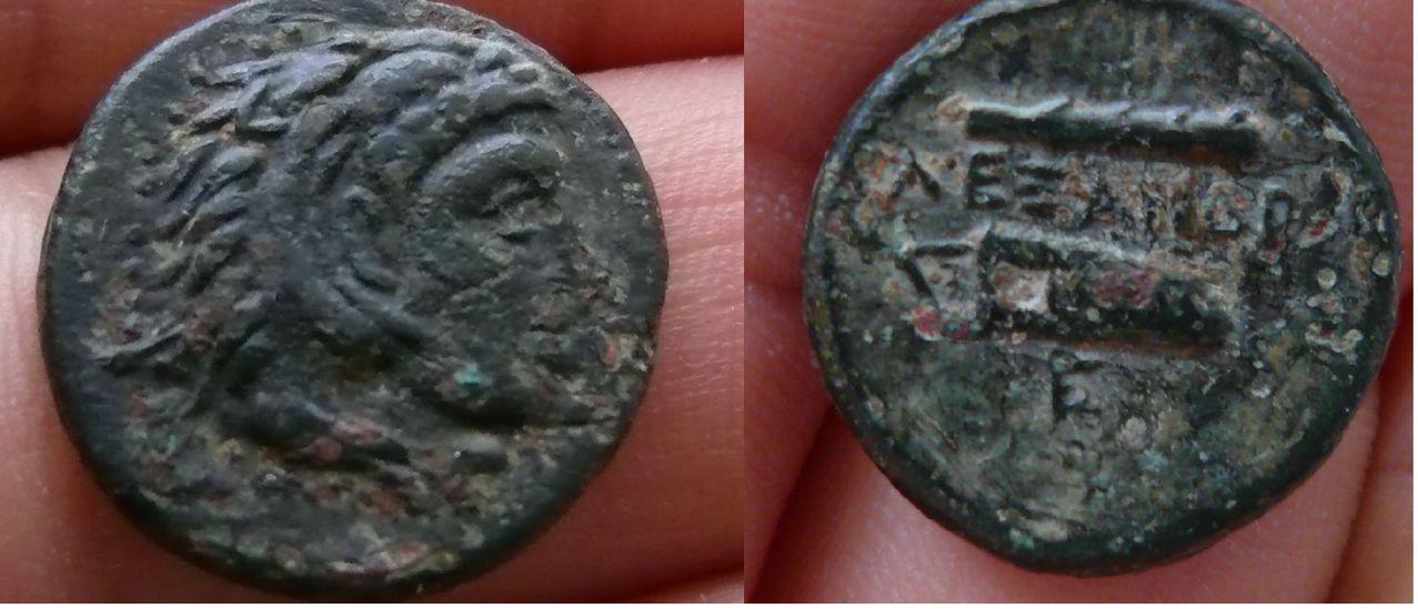 AE19 de Alejandro III. AΛEΞANΔPOY. Macedonia Bronce_alejandro_magno