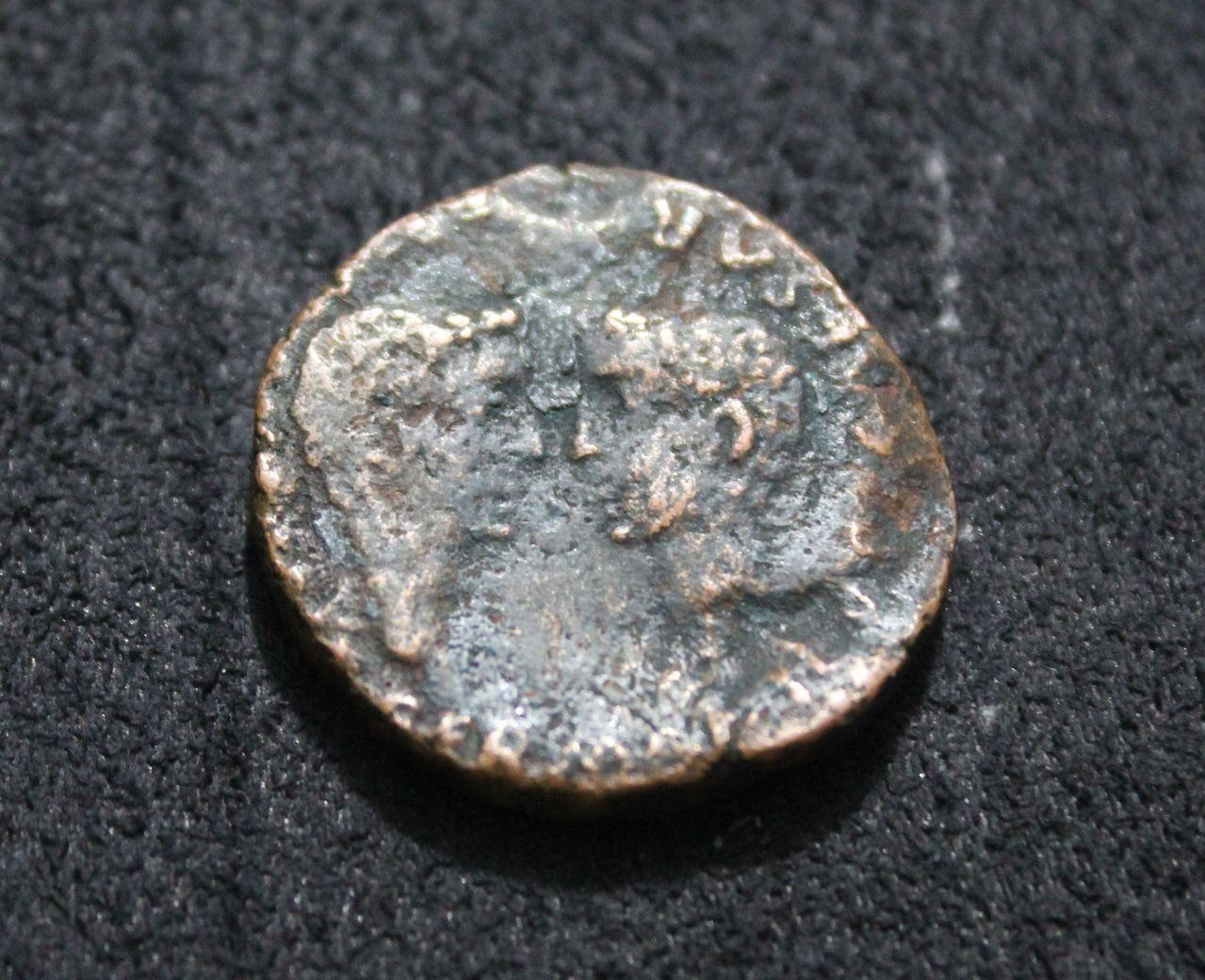 As de Colonia Rómula (Tiberio - Germánico y Druso) IMG_0035