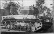 Немецкие ЗСУ на базе Panzer IV - Möbelwagen, Wirbelwind, Ostwind Wirblewind2
