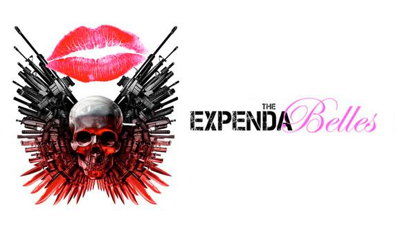 The Expendabelles (Versión Femenina de The Expendables) The_Expendabelles