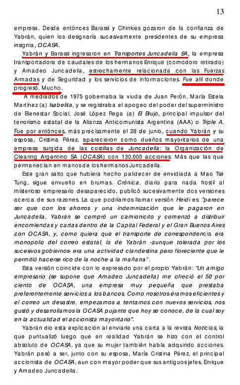 YABRAN TRABAJABA PARA LA LOGIA MASONICA PROPAGANDA DUE DEL GRAN ORIENTE! Dfdf
