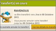 [Accepté] [Candidature] ::: Ravenous ::: Transfert