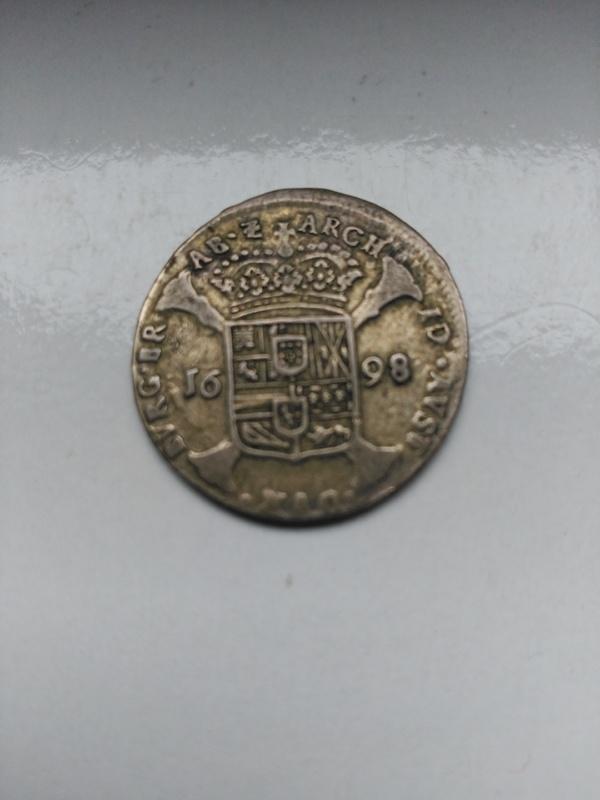 escarlín Carlos II 1698 Image
