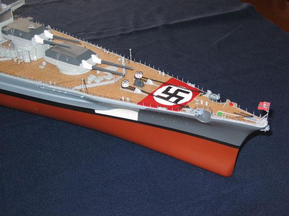 royal - I miei lavori terminati: Corazzata Bismarck, Soleil Royal, Victory. IMG_2378