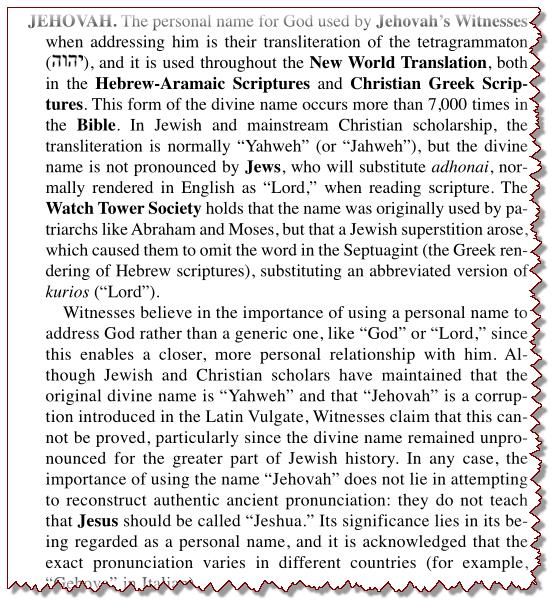 Les Absurdités du christianisme des Témoins de jéhovah Yahweh_ou_jehovah2
