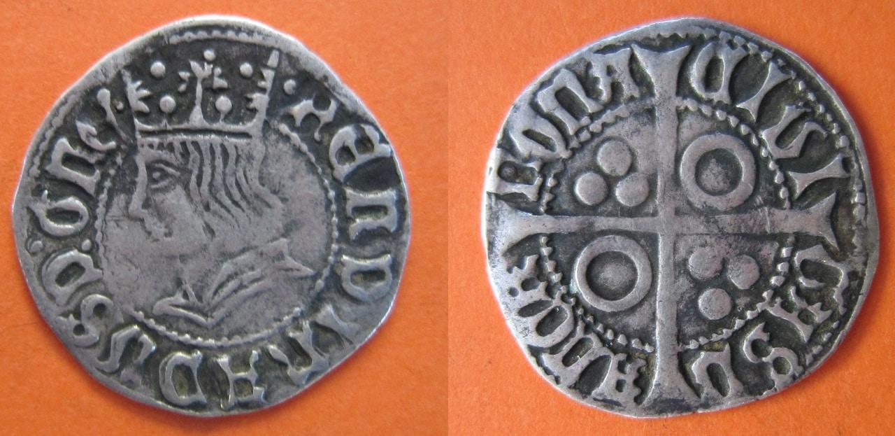 Croat de Fernando II (Barcelona, 1479-1516). 1_croat_Fernando_II_de_Arag_n