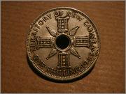 1 Chelin TERRITORIOS NUEVA GUINEA 1945 PB020263