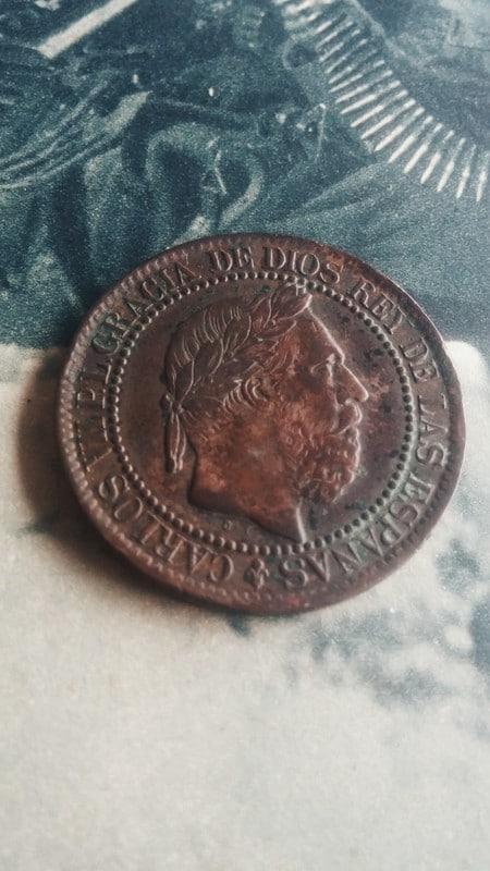 10 Céntimos 1875. Carlos VII. Oñate Pics_Art_01_27_12_36_43