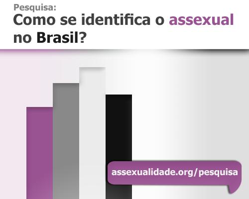 PARTICIPE: Pesquisa - Como se identifica o assexual no Brasil? Pesquisa