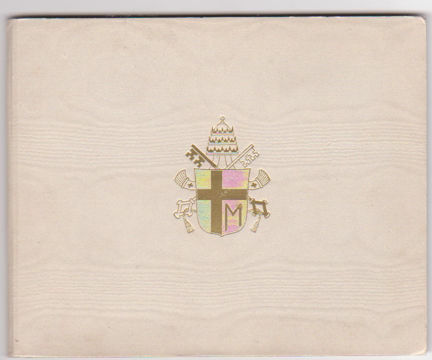 cartera Vaticano Juan Pablo II (año I) 1979 Vaticano_1978