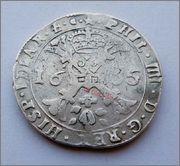 Patagón de Borgoña 1635. Felipe IV. Dole. IMG_20141003_WA0042