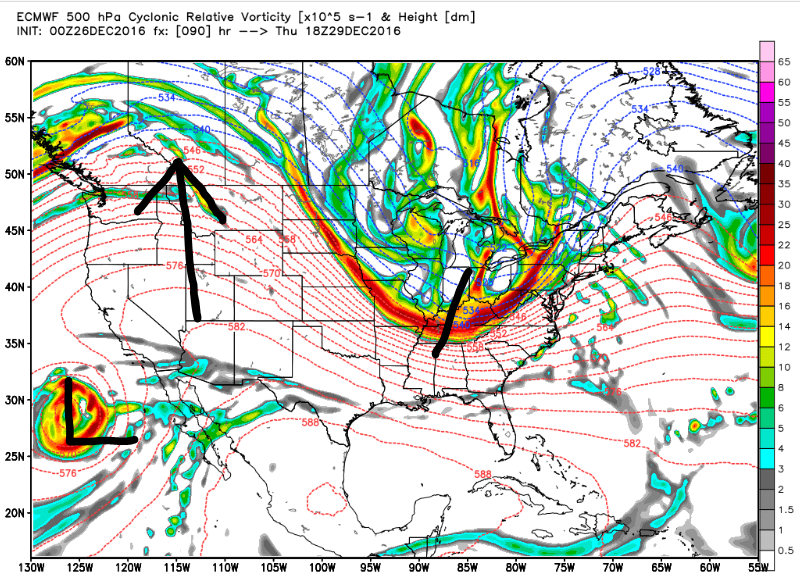 12/29 Potential Snowstorm Update #1  EURO_2