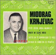 Miodrag Todorovic Krnjevac -Diskografija EPY_4099a
