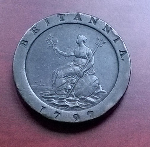 1797 - 2 peniques 1797 Gran Bretaña WP_20160211_007