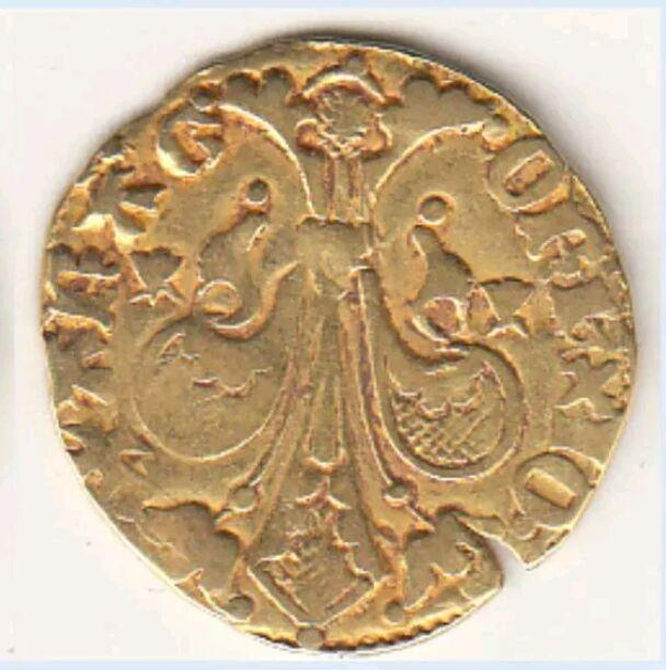 Florín de  Juan I de Aragon, I de Mallorca 1396-1387 Mallorca IMG_20170115_WA0001