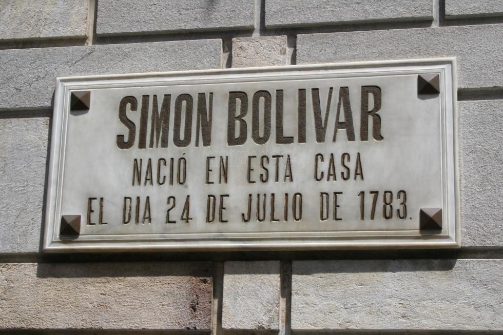 casa natal simon bolivar 3975861