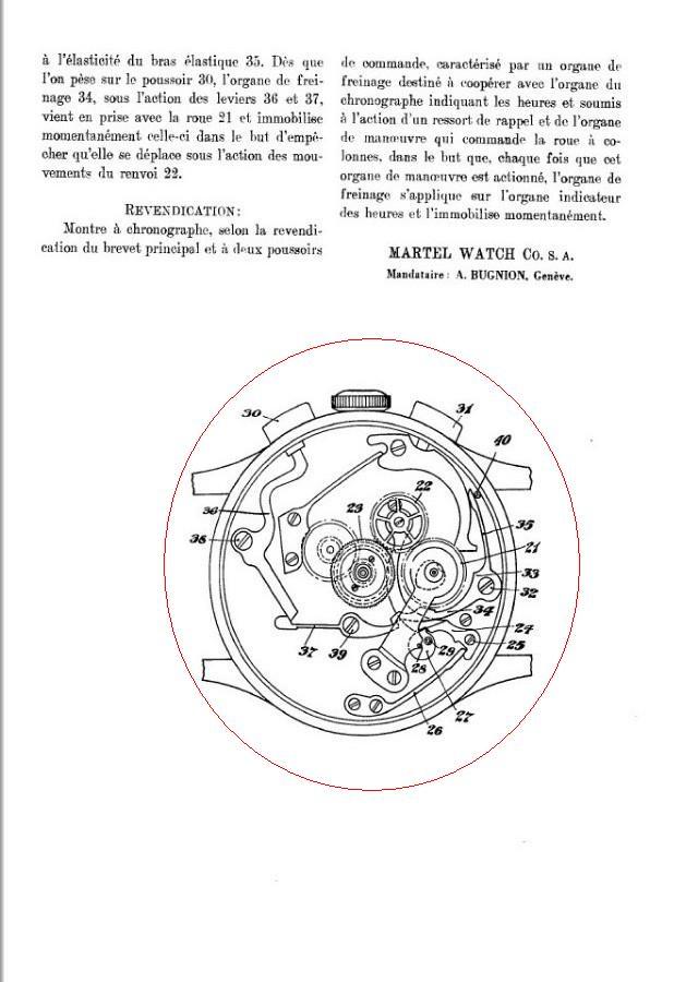 Les chronographes Universal Geneve de la série Compax - 2eme Partie Comtax_2