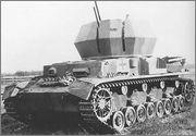 Немецкие ЗСУ на базе Panzer IV - Möbelwagen, Wirbelwind, Ostwind Wirbelwind_01