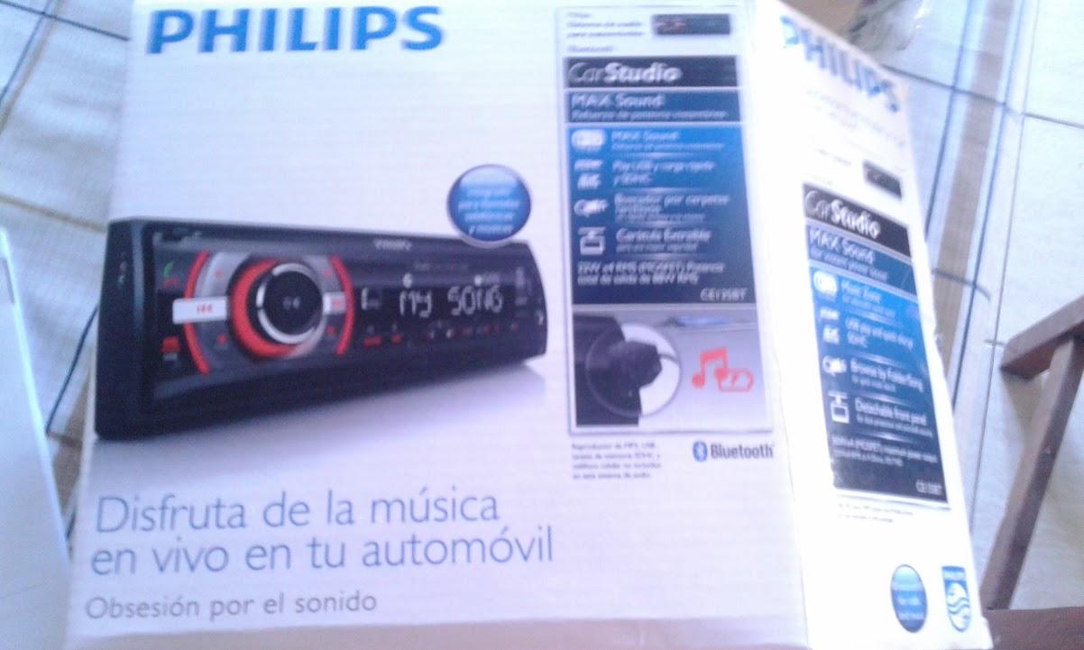 Cambio de Stereo Sport Stereo2