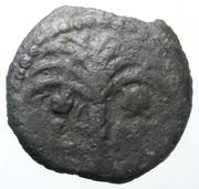 Prutah de Coponius. Espiga y palmera. Ceca Jerusalem. 3004_R