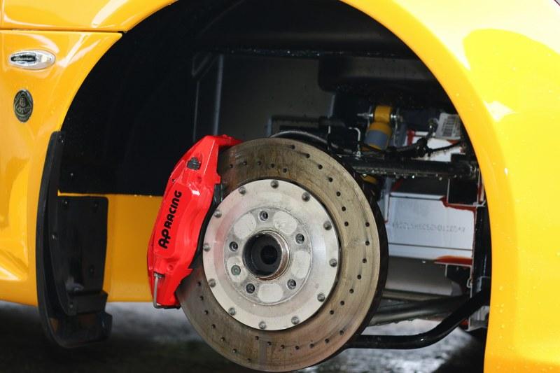 Lotus Exige 3.5 V6 Sport 350, una ventata di freschezza IMG_1582