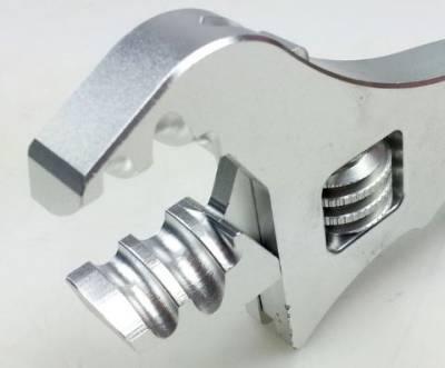 Brake pipe flaring & bending tools Adjustablewrenchpipebender