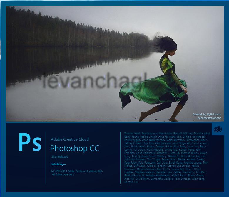 Adobe Photoshop Creative Cloud ❷⓿❶❺ for VNZ (Pre-Activated) - Enterprise Versions. Bản mới nhất đã có bản quyền Image