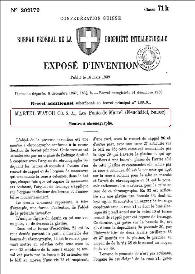 Les chronographes Universal Geneve de la série Compax - 2eme Partie Comtax_1