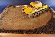 PzKpfw V Panther из роты Сотникова № 518. Звезда 1/35. ГОТОВО DSCN1664
