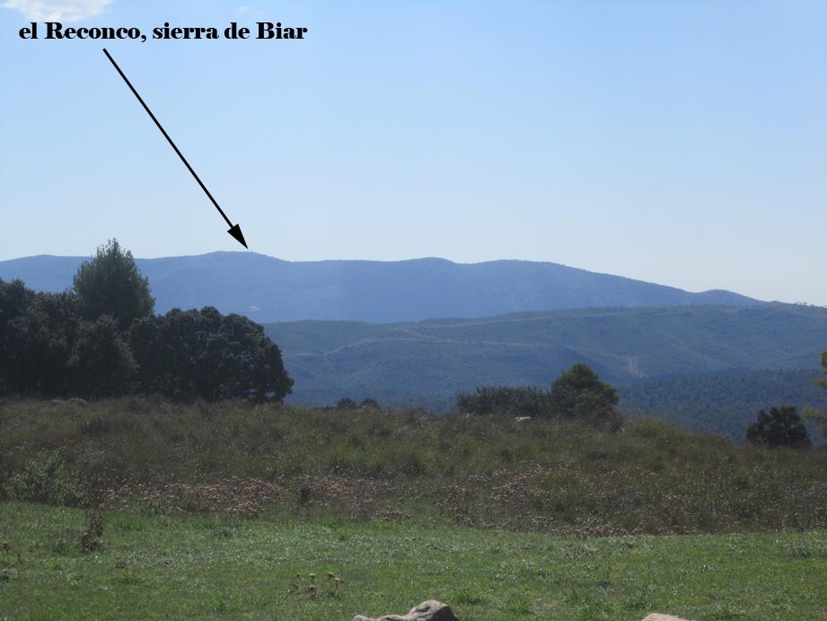 ALFAFARA-COVA DE BOLUMINI....ruta motosenderista Bolu33