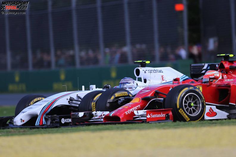 Gran Premio de Australia 2014 Bottas