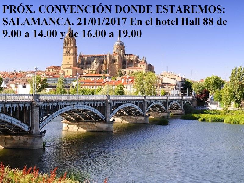 convención de Salamanca sabado 21 Convenci_n