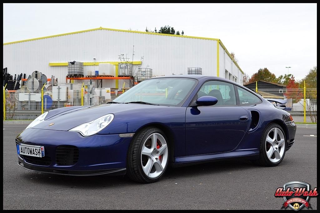 Bastien, d'AutoWash44 / Vlog n°6 - Macan S, 997 et 911 GT3 - Page 7 005