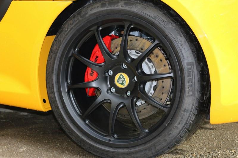 Lotus Exige 3.5 V6 Sport 350, una ventata di freschezza IMG_1564
