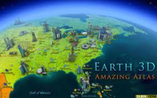 Earth 3D Amazing Atlas 2.0.0 Multilingual | MacOSX 151203 Image