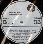 Vesna Zmijanac - Diskografija  1983_1_z_b