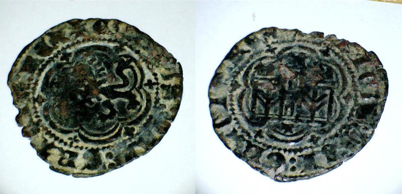 Blanca de Enrique III. Medieval