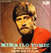 Mihailo Tomic - Diskografija Mihailo_Tomic_1981_Prednja