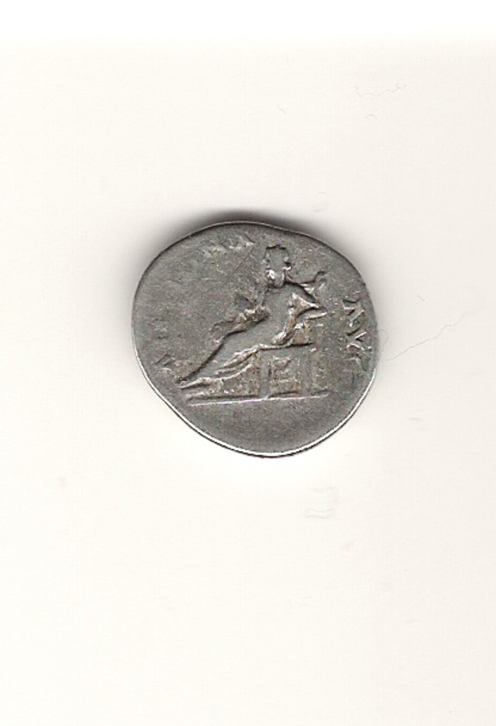 denario de Vespasiano año 69 - 79 d.c  IMPERIO_ROMANO_41
